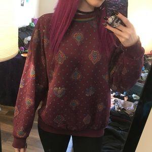 Purple Vintage Sweatshirt 💜